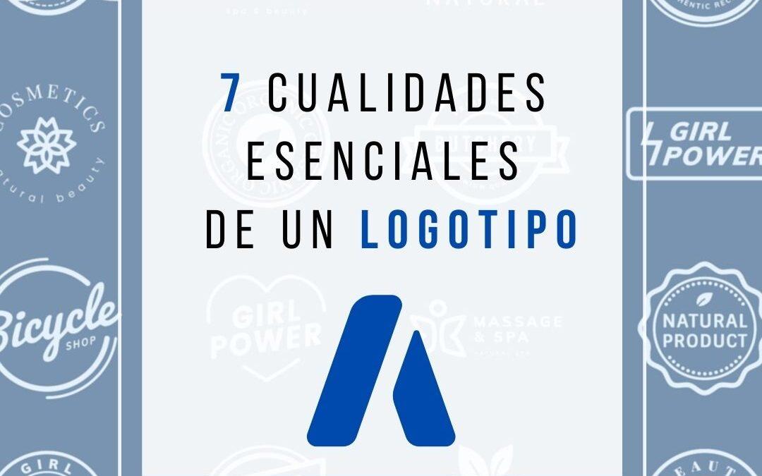7 características esenciales para el diseño de un logo